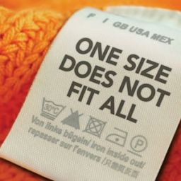 Why Sales Advice is NOT One Size Fits All